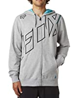 Fox Racing Mens Stretcher Seca Hoody Zip Sweatshirt