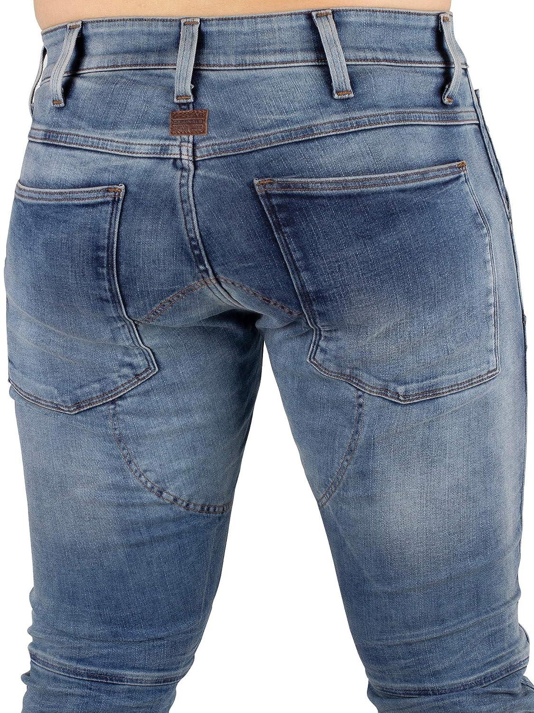 Medium Aged 34Wx34L G-Star Raw Mens 5620 Elwood 3D Skinny Jeans