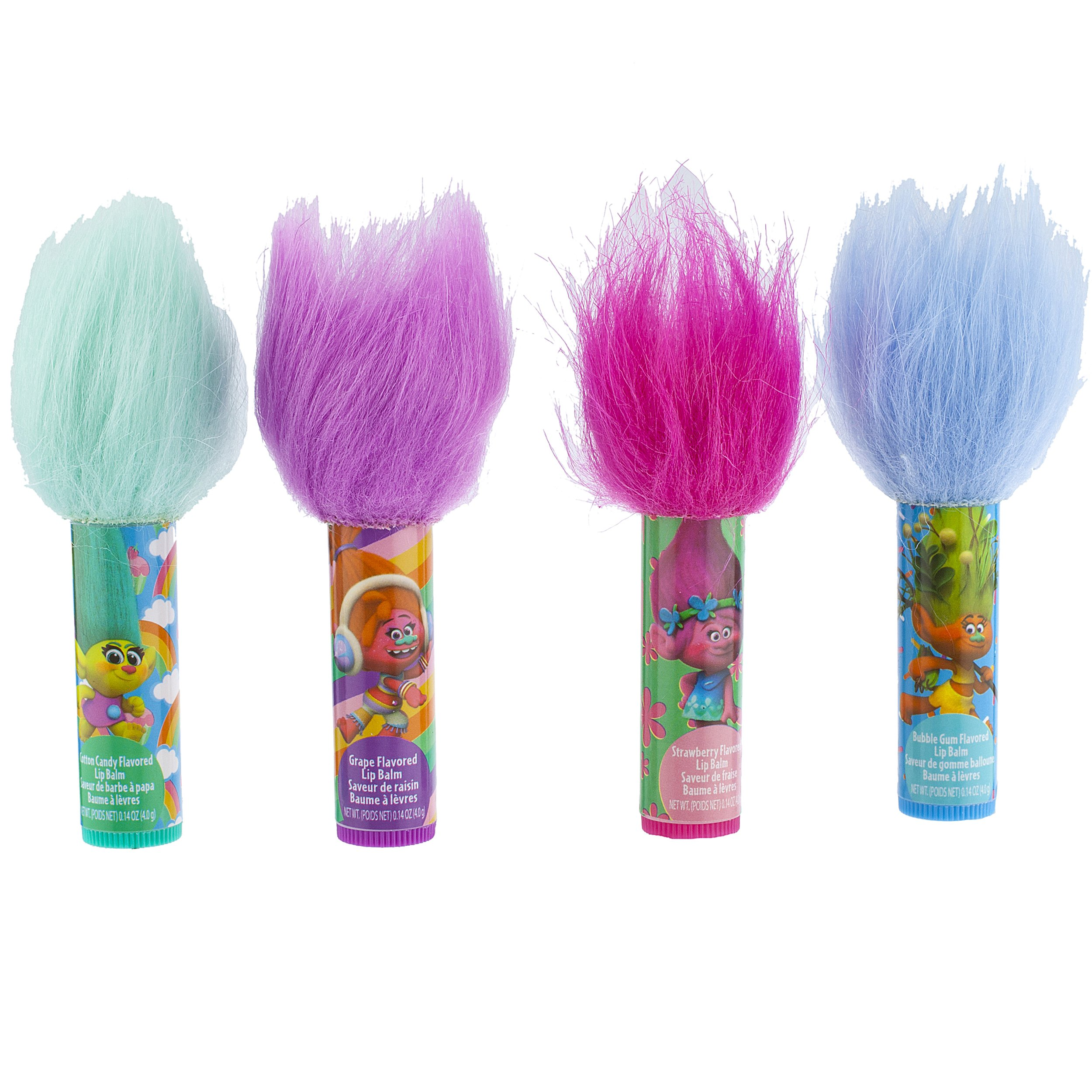 Townley Girl Disney Princess Non Toxic Peel Off Nail: Townley Girl Dreamworks Trolls Non-Toxic Peel-Off Nail