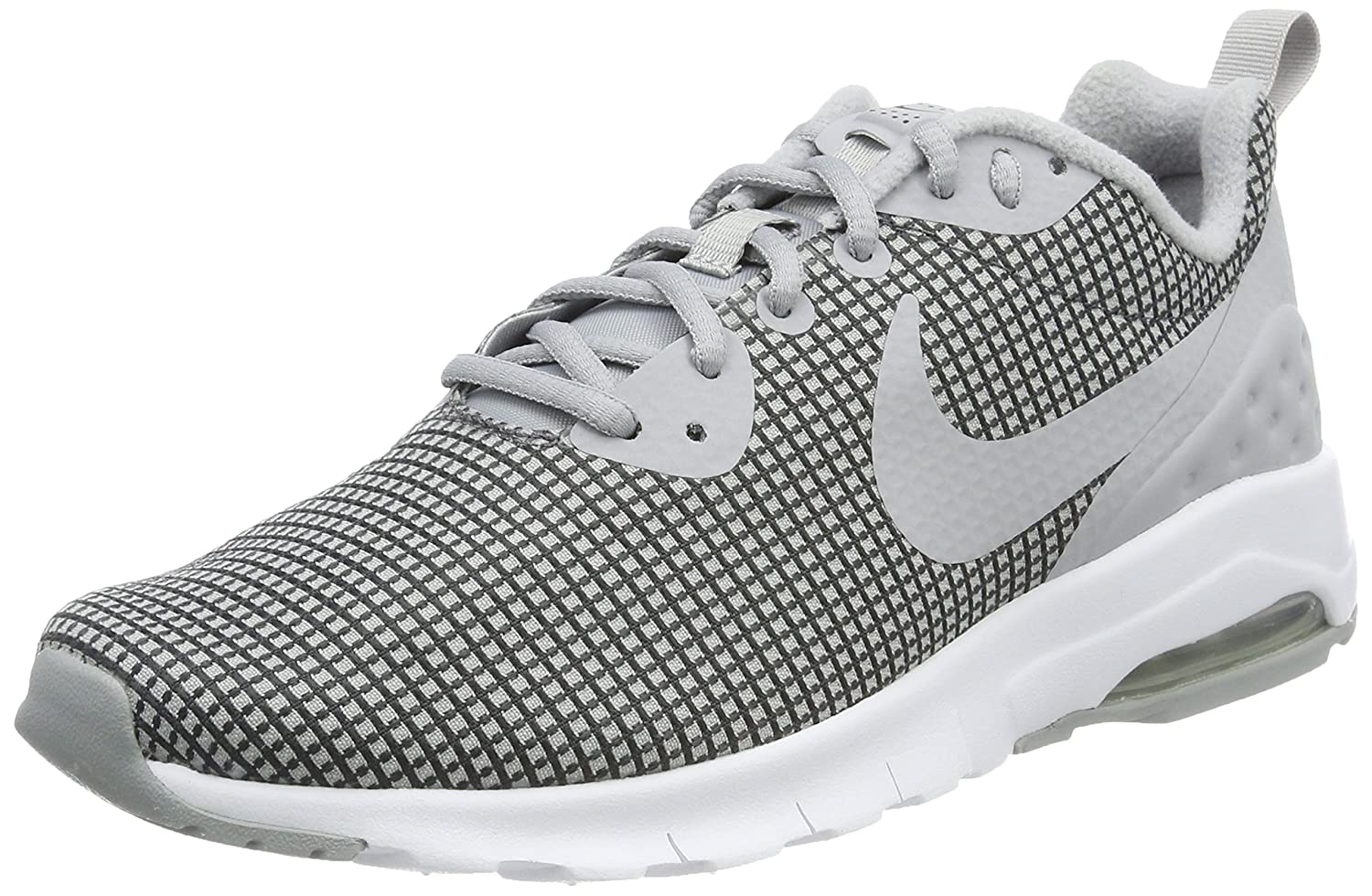 Nike Hommes Air Max Motion Low Cross Trainer Dark Gris/Wolf Gris anthracite Populaire et pas cher 01O469