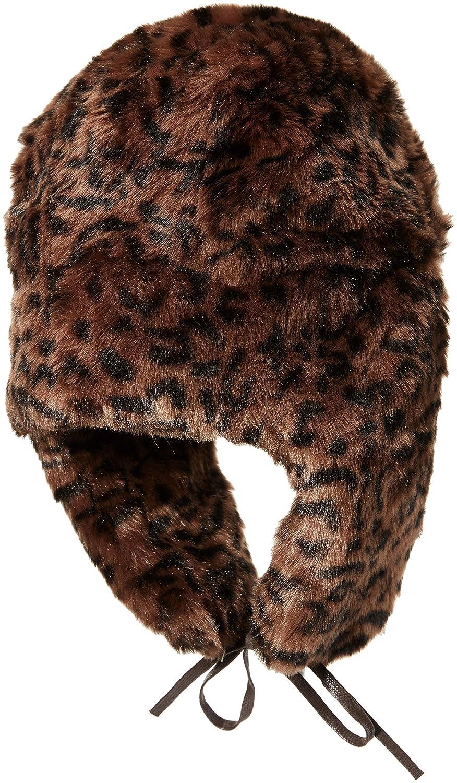 5c10a3a7fc518 Kangol Men s Leopard Trapper Hat at Amazon Men s Clothing store