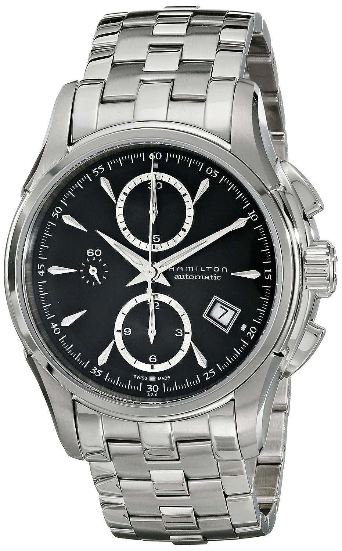[ハミルトン]HAMILTON 腕時計 AMERICAN CLASSIC JAZZMASTER AUTO CHRONO H32616133 メンズ [正規輸入品] B001F7MIW0