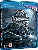 Jurassic World (Blu-ray 3D + Blu-ray) [2015]