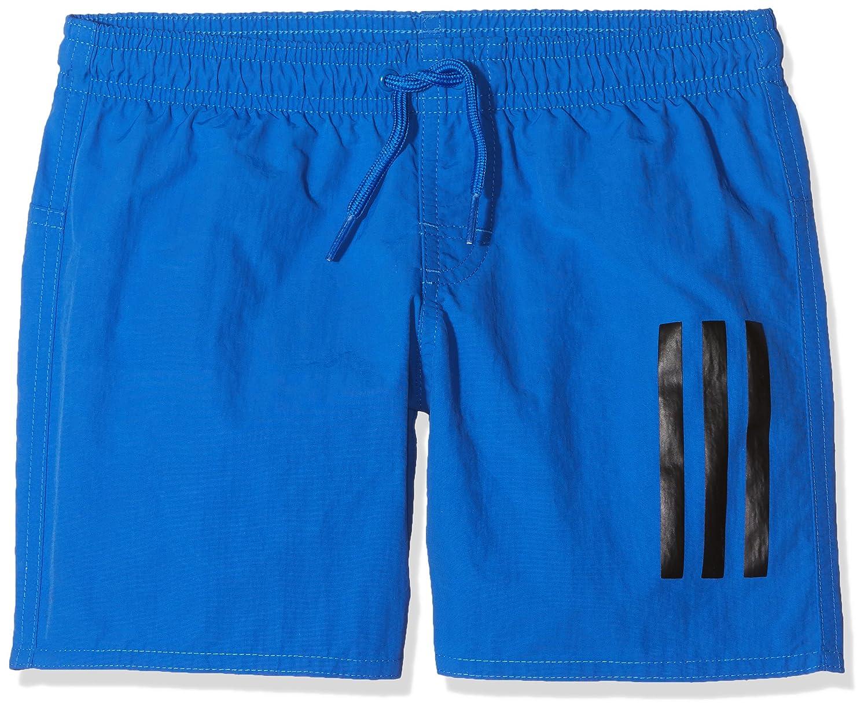 adidas Jungen 3-Streifen Middle Length Badeshorts adidas (ADIEY)