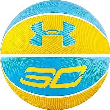 Under Armour Stephen Curry - Balón de Baloncesto para Exteriores ...