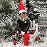 Elf on The Shelf Puffy North Pole Parka