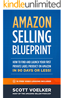 Amazon seo ppc buch 2 auflage 2017 2018 das handbuch fr amazon selling blueprint how to find and launch your first private label product on malvernweather Image collections