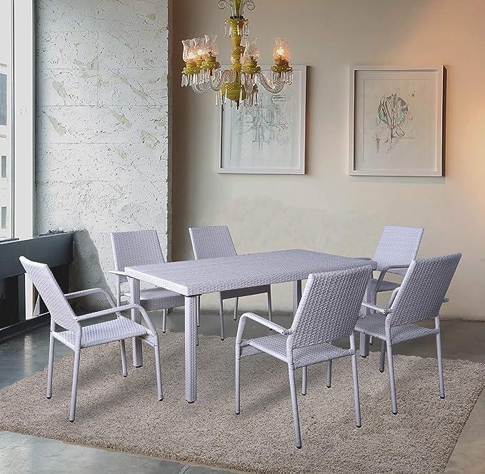 Amazon.com: EBS Juego de muebles de exterior, muebles de ...