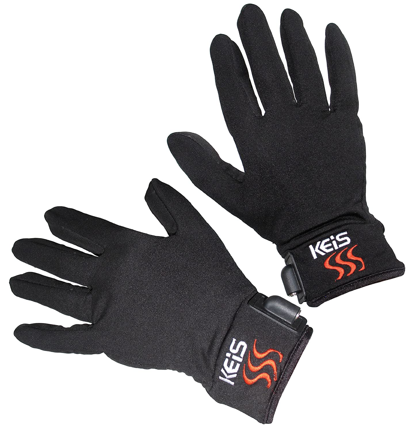 Motorcycle gloves heated battery - Keis Heated Motorcycle Inner Gloves Medium Amazon Co Uk Car Motorbike
