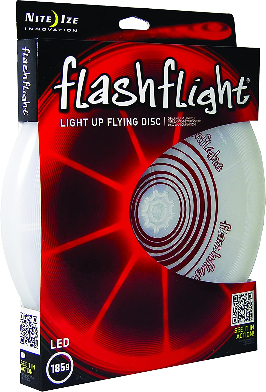 Nite Ize Flashflight LED Flying Disc