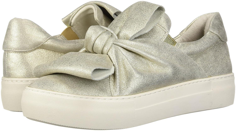 J Slides Women's Audra Sneaker B076DQ5JM7 7.5 B(M) US Platino