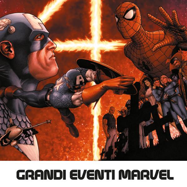 Grandi Eventi Marvel (Collections) (Warren Bret)