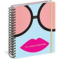 This Changes Everything 17-Month Large Planner 2019 (Pipsticks+Workman)