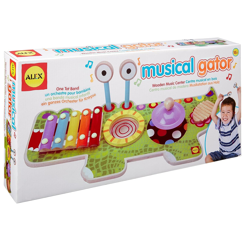 Alex Toys Pretend und Play Musical Gator