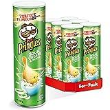 Pringles Sour Cream & Onion, 6er Pack (6 x 190 g)