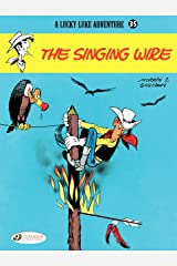 Lucky Luke - Volume 35 - The Singing Wire Kindle Edition