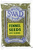 Great Bazaar Swad Fennel Seeds, 7 Ounce
