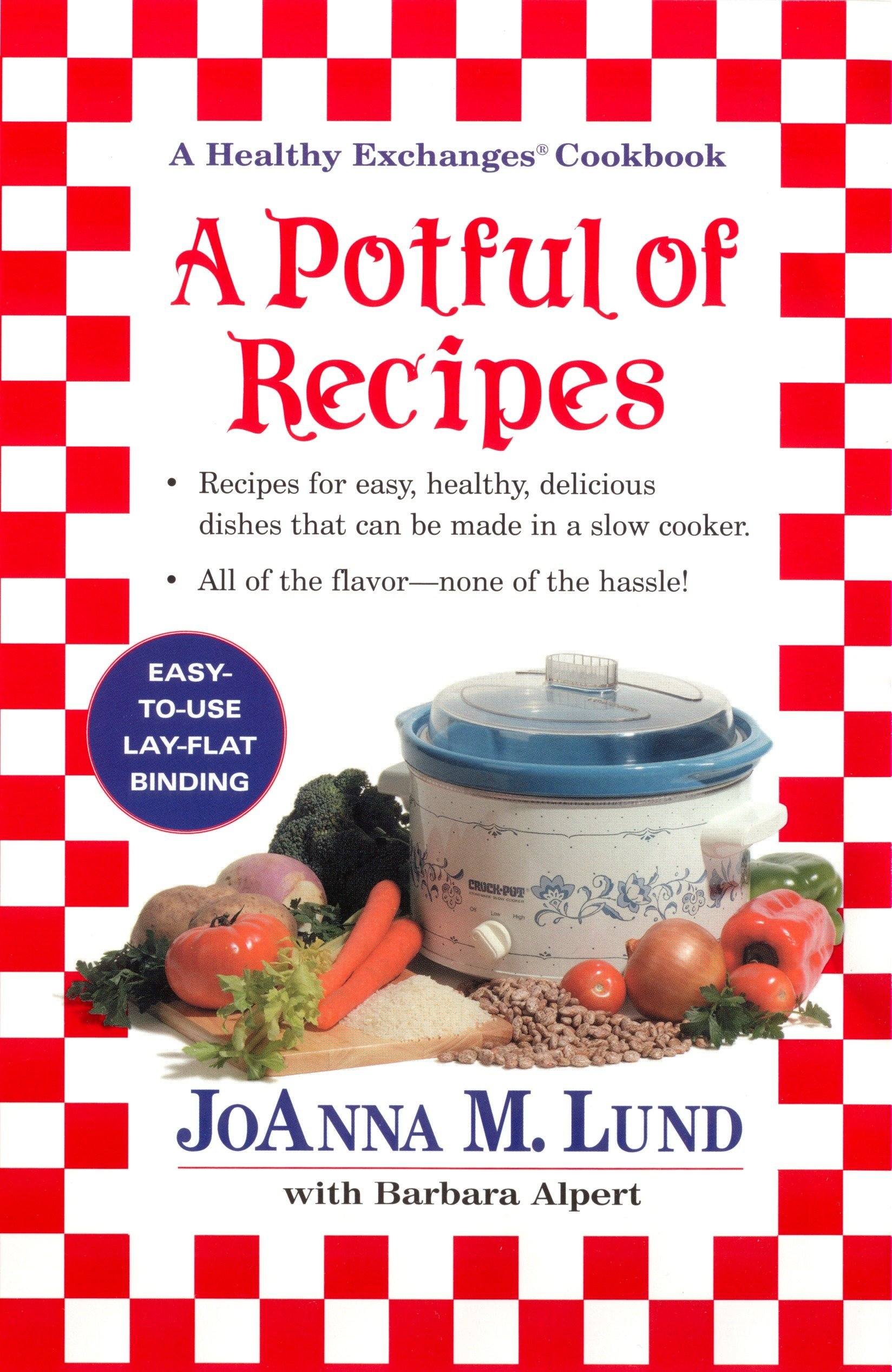 Download A Potful of Recipes: Recipes for Easy, Health, Devlious Dishes That Can Be Made in a Slow Cooker pdf