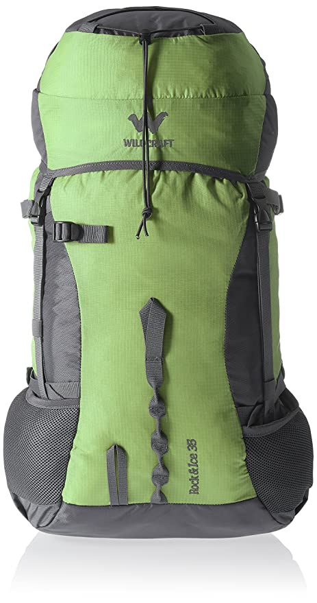 2324c56bad Image Unavailable. Image not available for. Colour  Wildcraft 35 Ltrs Green  Rucksack ...