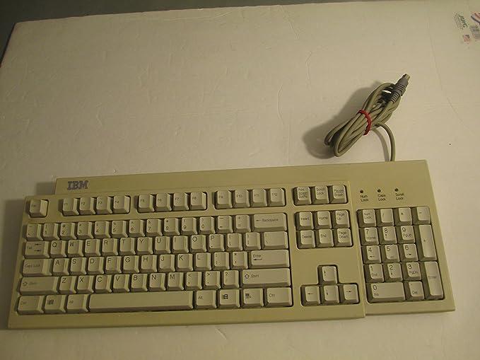 IBM Keyboard, KB-7953 Rev. A01, FRU P/N: 02K0806: Amazon.es ...