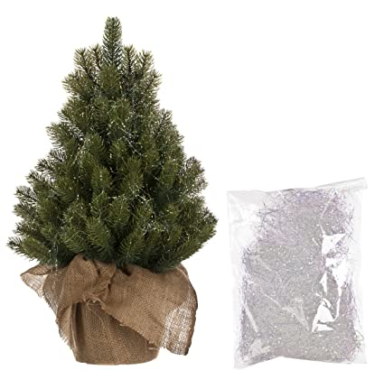 christmas decorations 10g christmas party green iridescent superfine tinsel shred tree decoration - Iridescent Christmas Tree Decorations