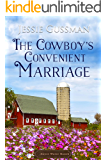 The Cowboy's Convenient Marriage (Sweet Water Ranch Western Cowboy Romance Book 5)
