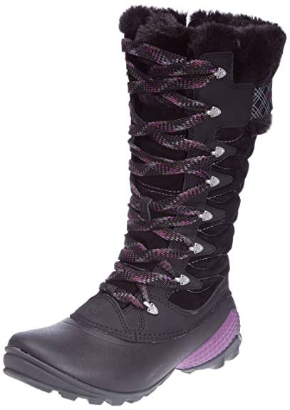 Merrell Winterbelle Peak Waterproof, Women's Boots, Black (Black), ...