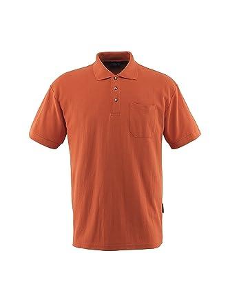Mascot 00783-260-140-XS Borneo - Polo (talla XS), color naranja ...
