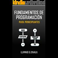 Fundamentos de programación para principiantes