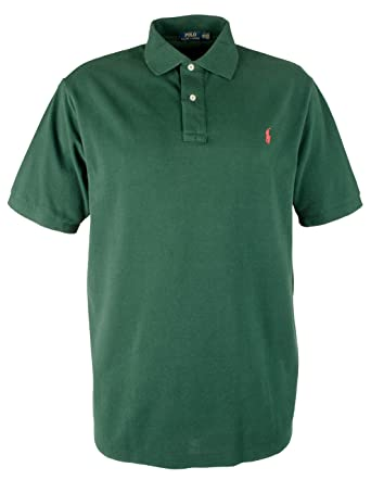 49b8073adf8 Image Unavailable. Image not available for. Color  Polo Ralph Lauren Men s  Big   Tall Classic Fit Mesh ...
