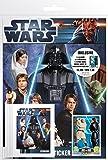 Star Wars TO90442 - Movie Sticker Starterpack