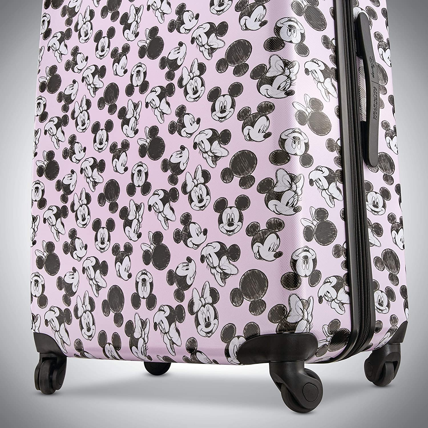 American Tourister Disney Hardside Luggage with Spinner Wheels Snow White
