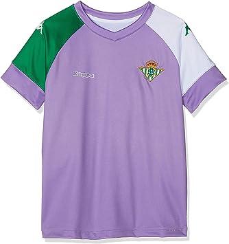 Kappa Jersey Dia de La Mujer Betis Camiseta niño, Niños: Amazon.es: Deportes y aire libre