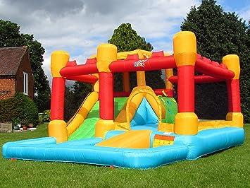 BeBop Fortress castillo hinchable piscina de bolas