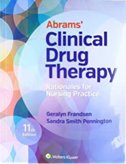 General organic biological chem sg sel pkg karen c timberlake abrams clinical drug therapy 11th ed lippincott photo atlas of medication administration 5th ed fandeluxe Images