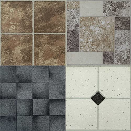 Mosaic Bathroom Floor Tiles: Amazon.co.uk