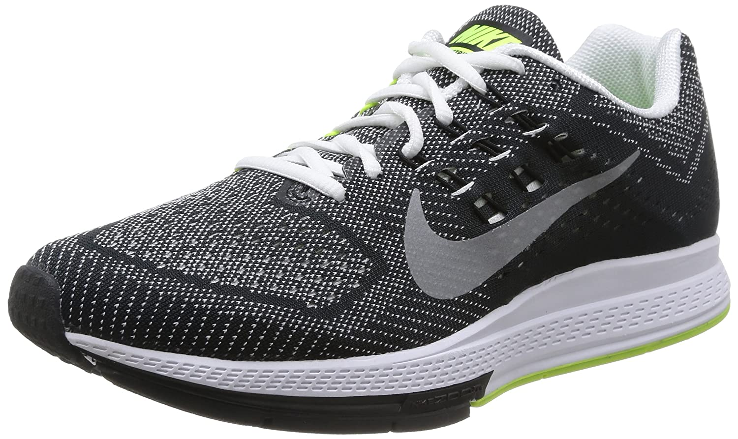 official classic 2018 shoes Nike AIR Zoom Structure 18 Men's Running SHOES-683731-100 ...