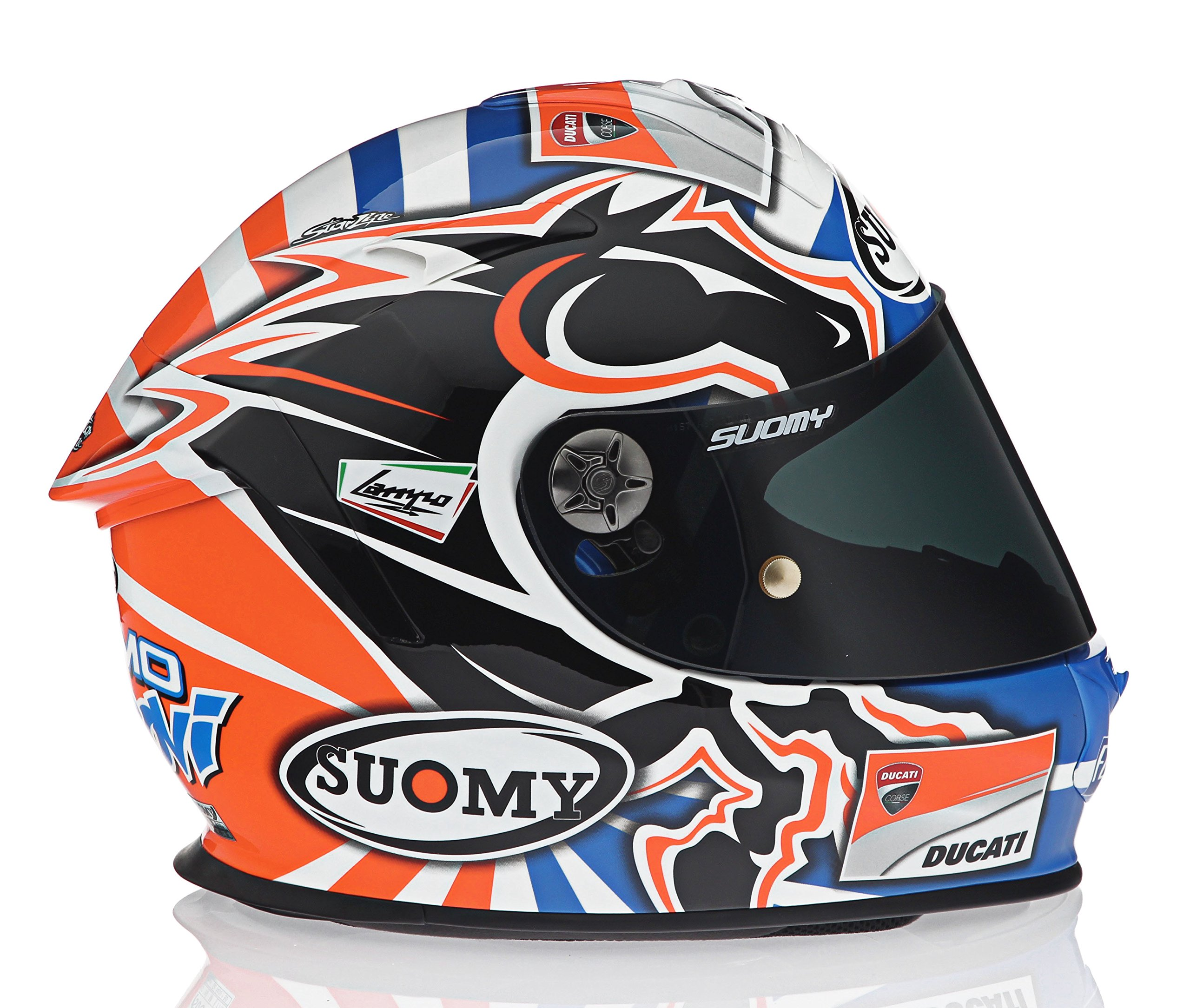 Suomy KTSR0033-MD SR Sport Helmet- DOVI GP DUC Medium by Suomy (Image #3)
