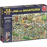 Jan van Haasteren 19063 Farm Visit Jigsaw Puzzle