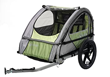 Instep Pronto Deluxe Trailer Child Carrier Bike