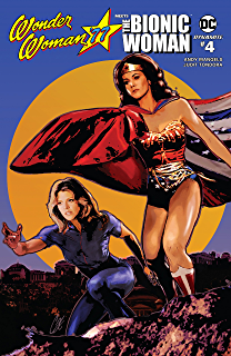 Amazon.com: Wonder Woman 77 Meets The Bionic Woman #2 eBook ...