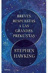 Breves respuestas a las grandes preguntas (Spanish Edition) Kindle Edition