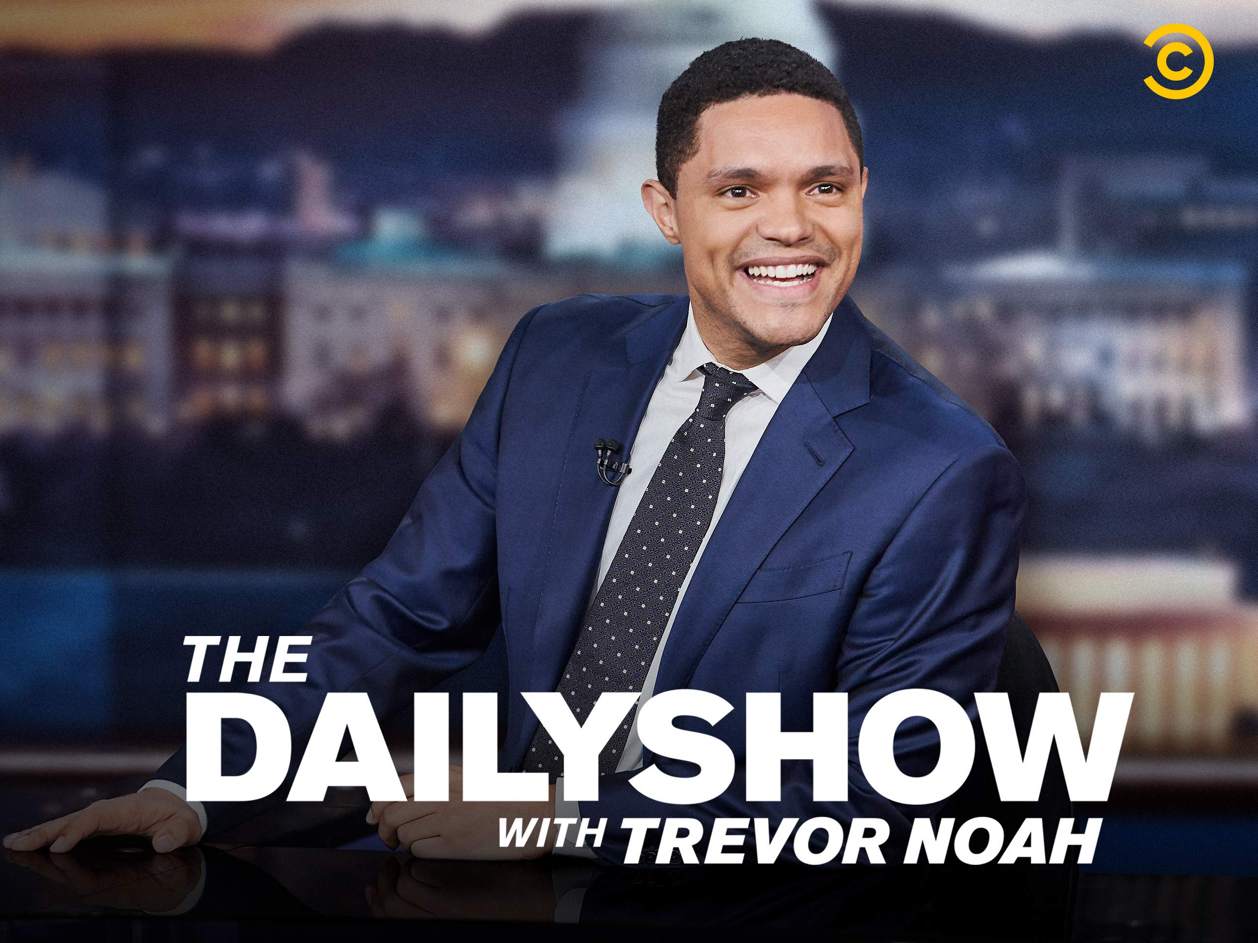 Watch The Daily Show with Trevor Noah Season 26 | Prime Video