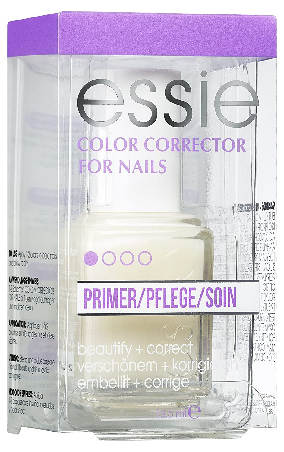 Essie CC For Night Soin pour Ongles B27620