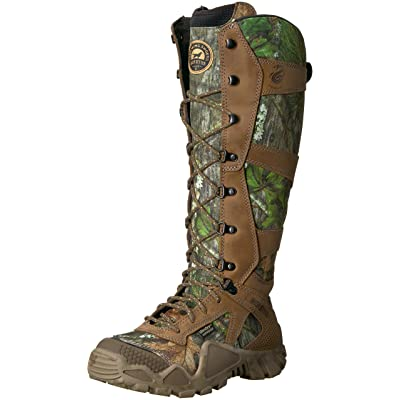 Irish Setter Women's Vaprtrek 1821 Knee High Boot, Mossy Oak Obsession Camouflage, | Knee-High