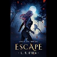 Lake Of Sins: Escape: A YA dystopian adventure like no other.