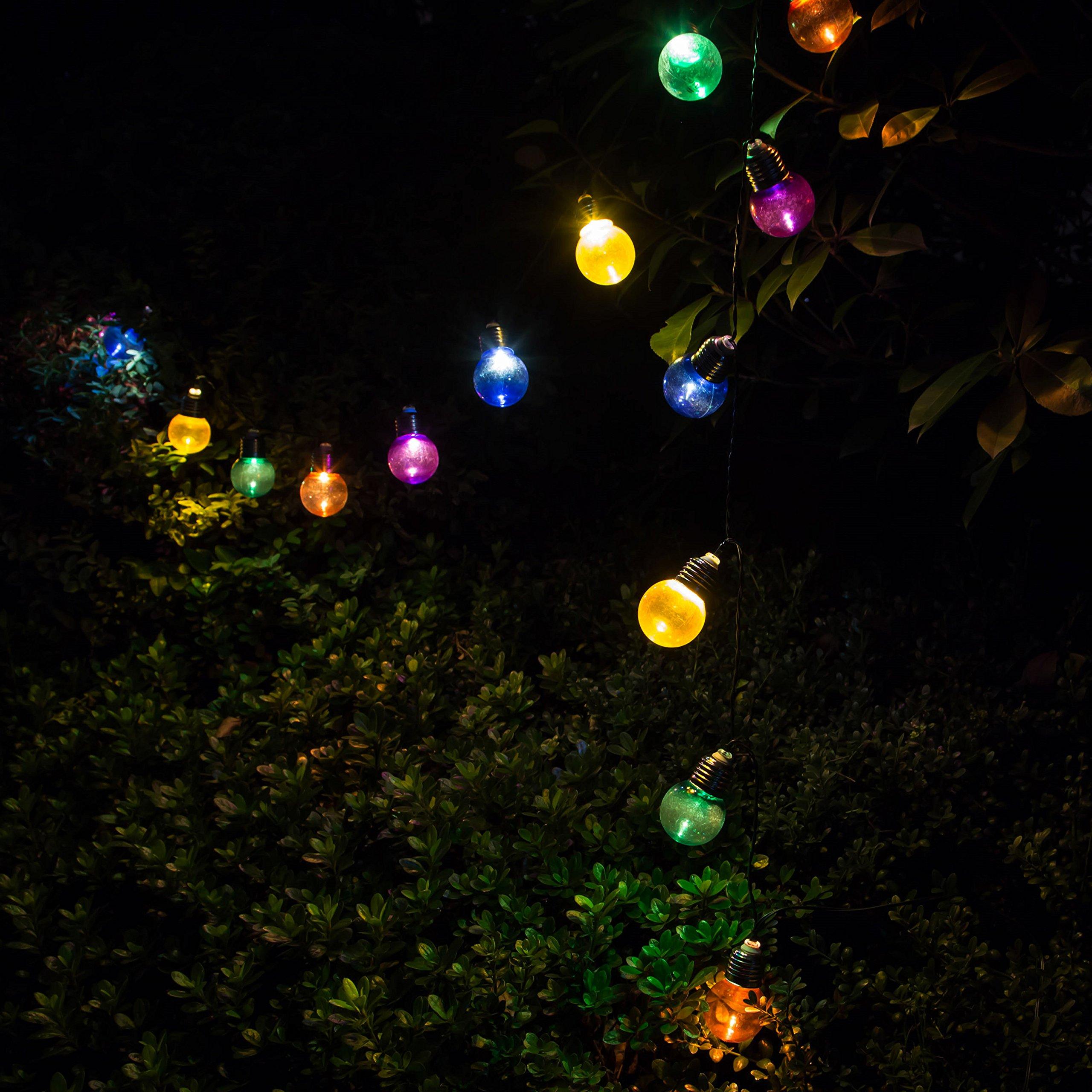 Fresh solar String Garden Lights