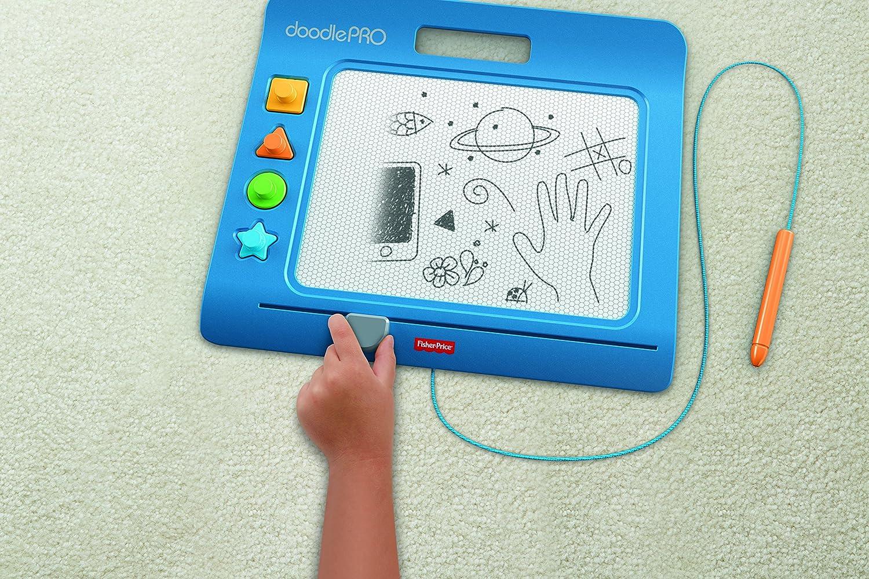 Fisher-Price Doodle Pro CHH61 Zaubermaltafel Sonstige Mal- & Zeichenmaterialien für Kinder Bastel- & Kreativ-Bedarf für Kinder Lila günstig kaufen