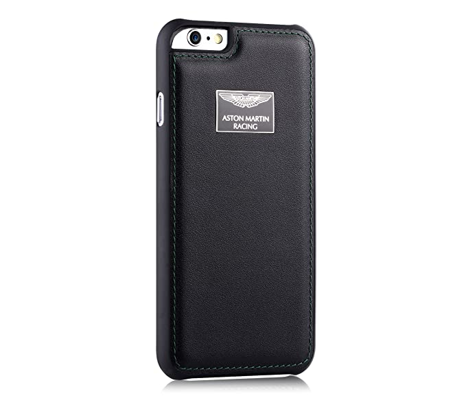 Aston Martin Racing Luxury Leather Back Case Cover For Apple Iphone 6 Plus Amazon In Electronics