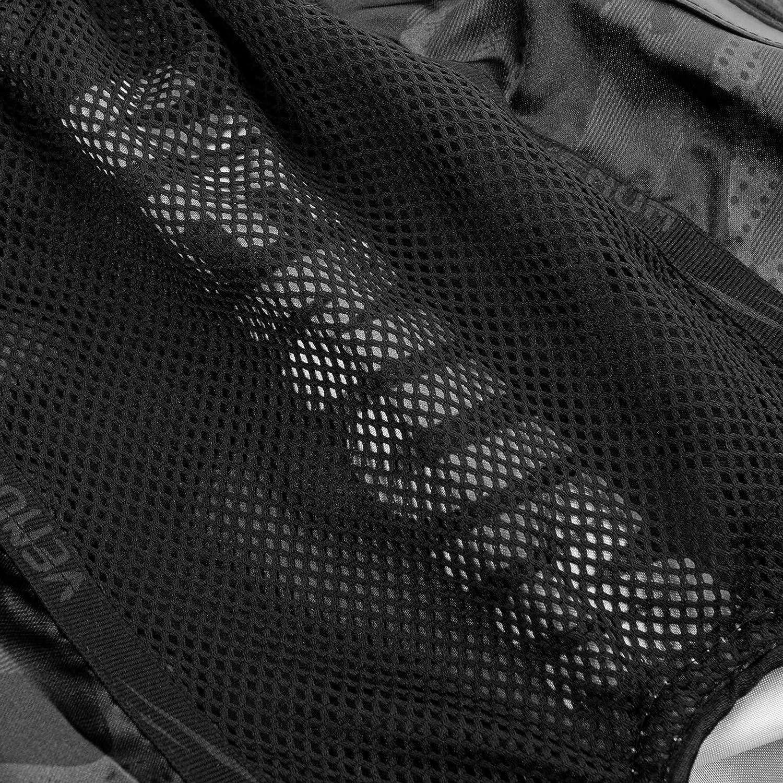 Venum Devil Muay Thai Shorts Black//Black